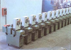 Serienfertigung Modell 230/S