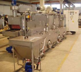 Modell 650 mit Ölabscheider u. Feinfiltrierung