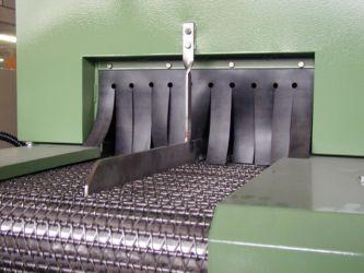 Tunnelanlage-Bandtrennung