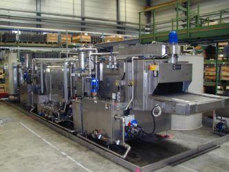 Thale - Durchlaufwaschanlage